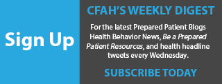 Sign Up for CFAH's Weekly Digest