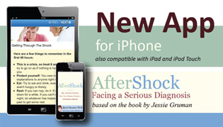 New App for iPhone: AfterShock