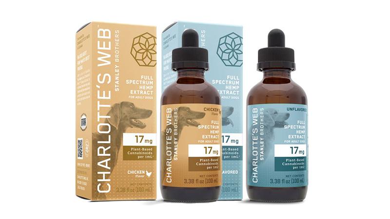 Charlotte's Web Pet Oil Product