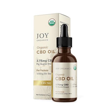 Joy Organic Pet Oil Product