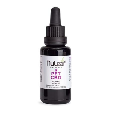 Nuleaf Pet Oil Product