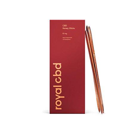 RoyalCBD 10mg Honey Sticks