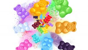 cbd gummies bears and edibles