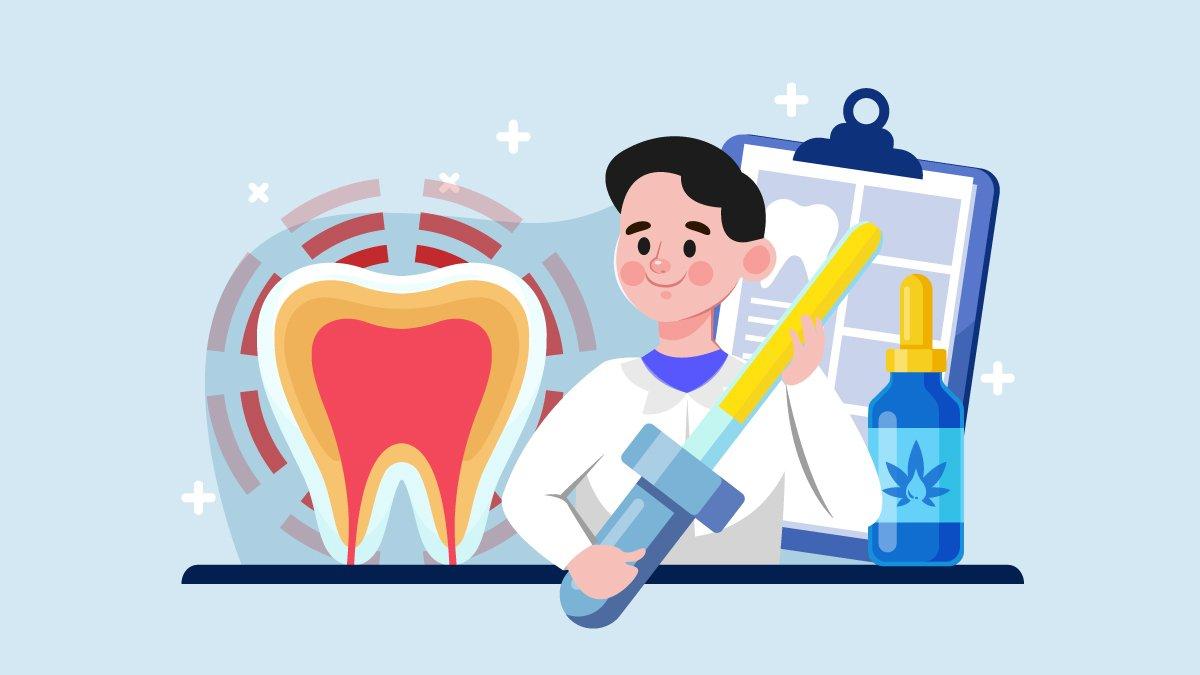 CBD Oil Used for Dental Pain