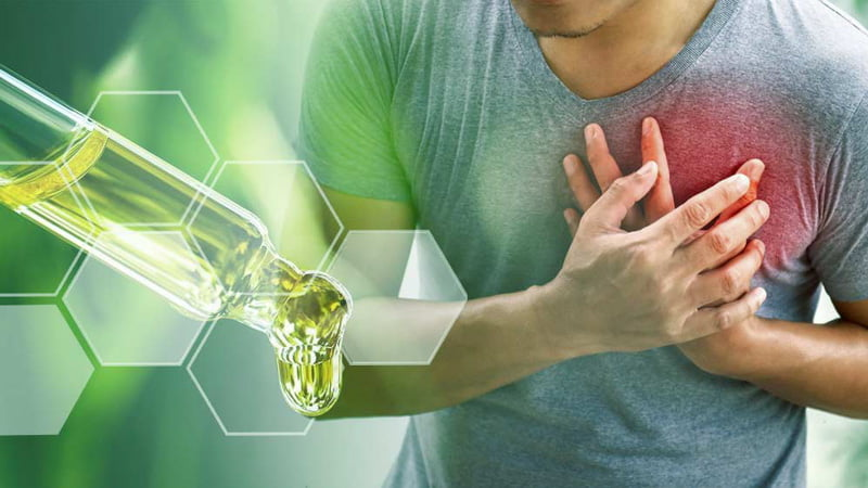 CBD Oil and Person With Heart Disease
