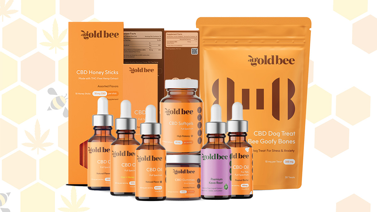 Gold Bee CBD Products Review