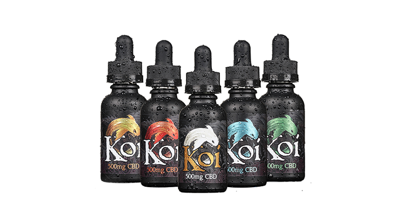Koi Vape Juice Products