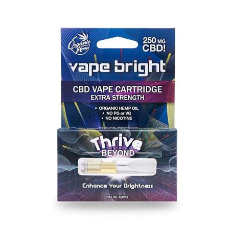 Vape Bright Thrive Beyond Product