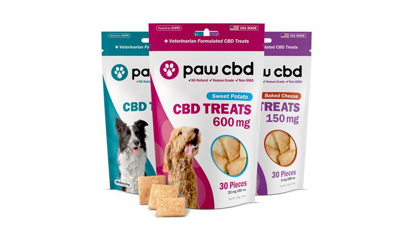 cbdMD Pet Treats Product