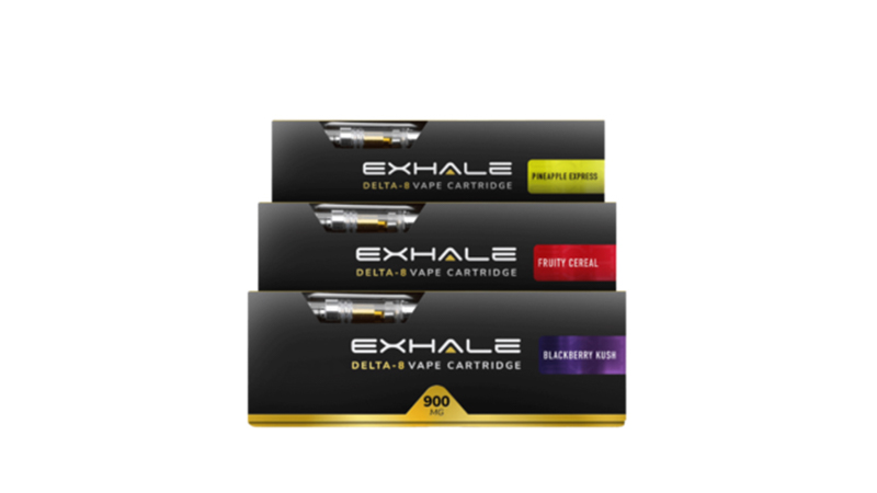 product image of Exhale Wellness Carts with white background